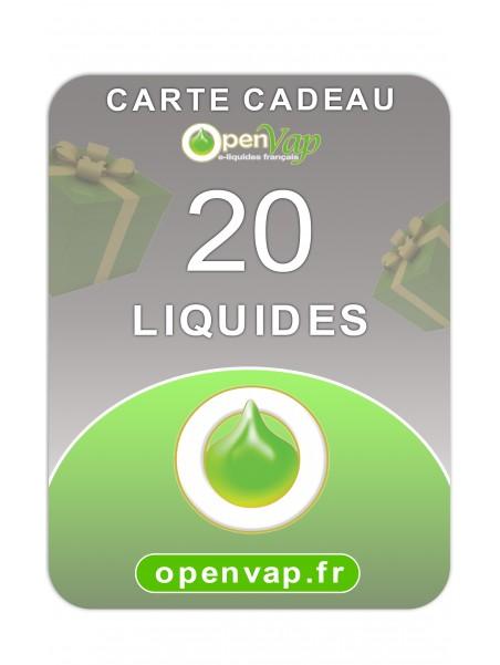 BRUN e-liquide pour cigarettes électroniques 10 ml